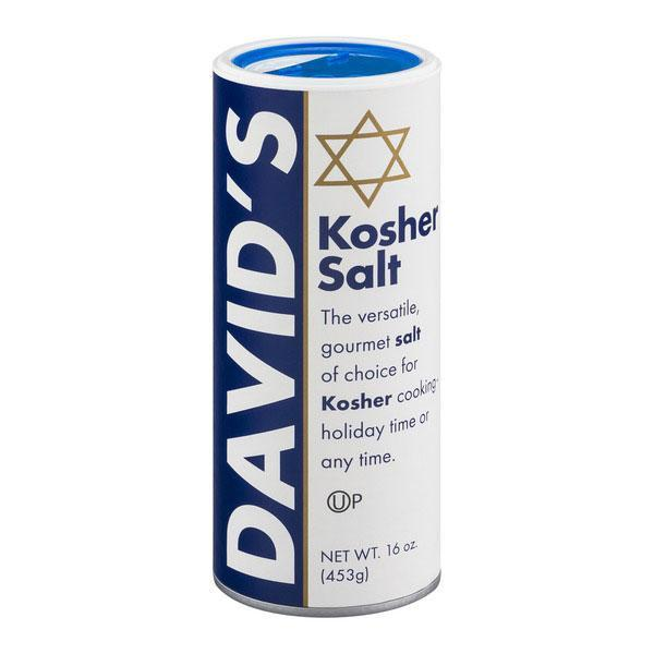 Davids Kosher Salt 453g