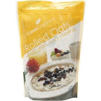 CERES QUICK ROLLED OATS 600G