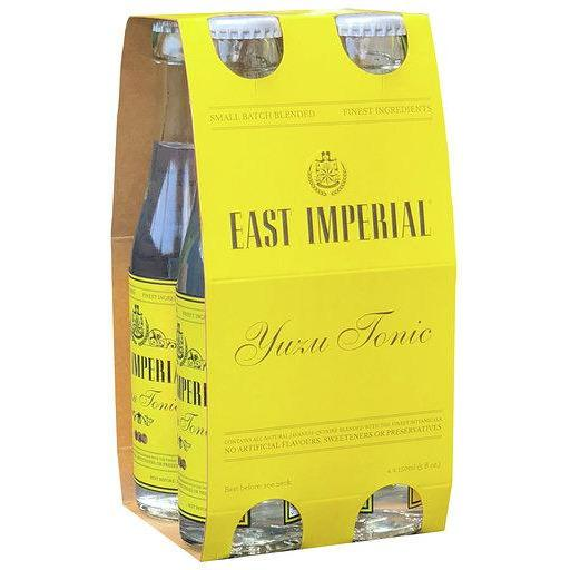 East Imperial Yuzu Tonic 4pkt