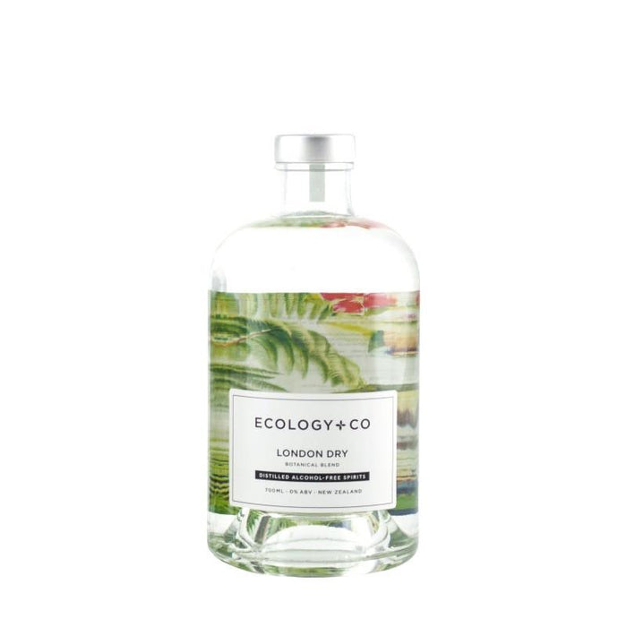 ECOLOGY AND CO. LONDON DRY - ALCOHOL FREE SPIRITS 700ML