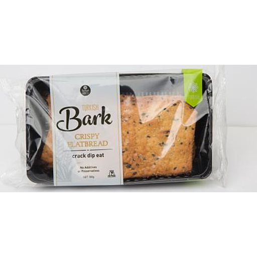 GOOD HONEST TURKISH BARK CRISPY FLATBREAD 180G
