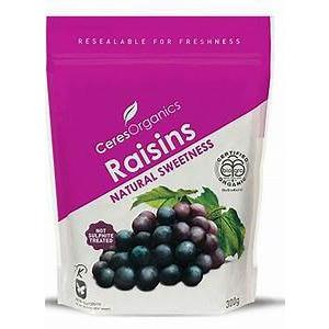 CERES RAISINS 300G