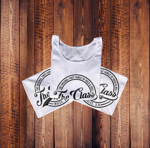 "The Class of '58 - Womens ""Vintage"" Vest/ Tank Top"