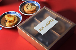 Deluxe gift box - Palmiers