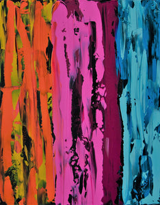 Untitled Abstract #3 - Original Abstract Painting - Abstract Expressions Art