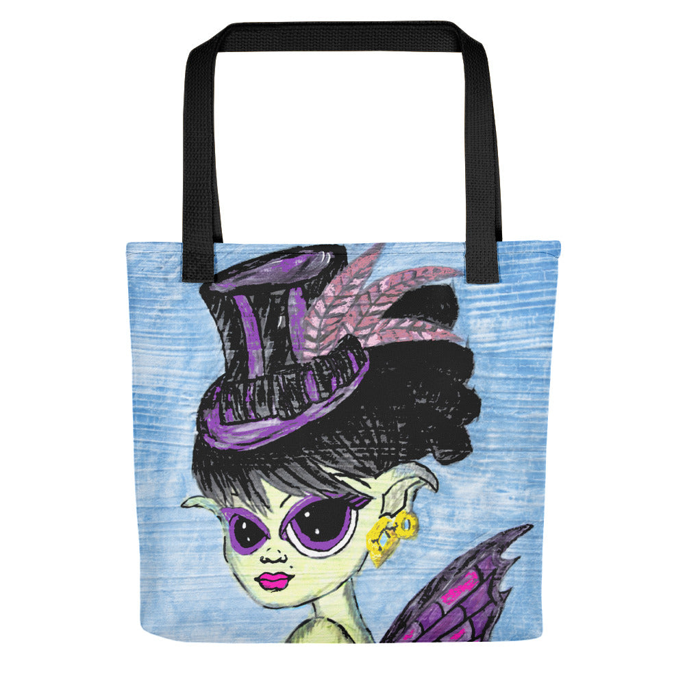 Fairy Tote Bag - Abstract Expressions Art