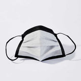 3-Ply Face Mask - Black