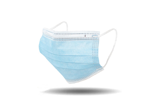 Kids 3-Ply Mask - Blue