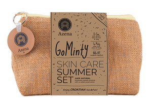 Summer Set - Go Minty - Azena natural cosmetics - Almamea