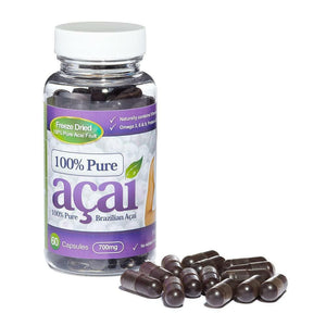 Load image into Gallery viewer, Pure Acai Berry - 60 Capsules - Almamea
