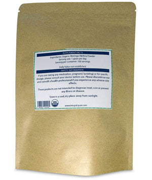 Load image into Gallery viewer, Moringa Oleifera Powder - Organic Certified - Almamea
