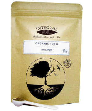 Load image into Gallery viewer, Tulsi (Holy Basil) Powder - Organic - Almamea
