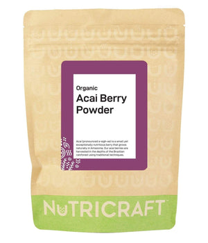 Load image into Gallery viewer, Organic Acai Berry Powder - 250g - Almamea