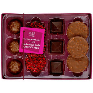 Made Without Chocolate Box Assortment 115g