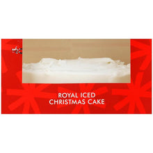 Load image into Gallery viewer, Royal Iced Christmas Cake 900g