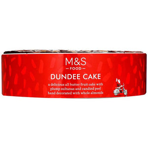 All Butter Dundee Cake 815g
