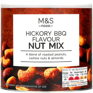 Hickory Barbeque Flavour Nut Mix