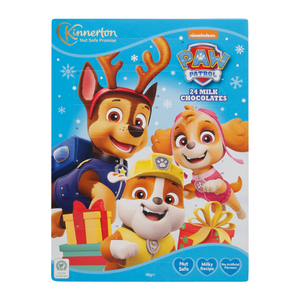 Advent Calender - Paw Patrol 40g