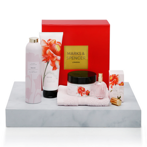 Floral Rose - Beauty Gift Box