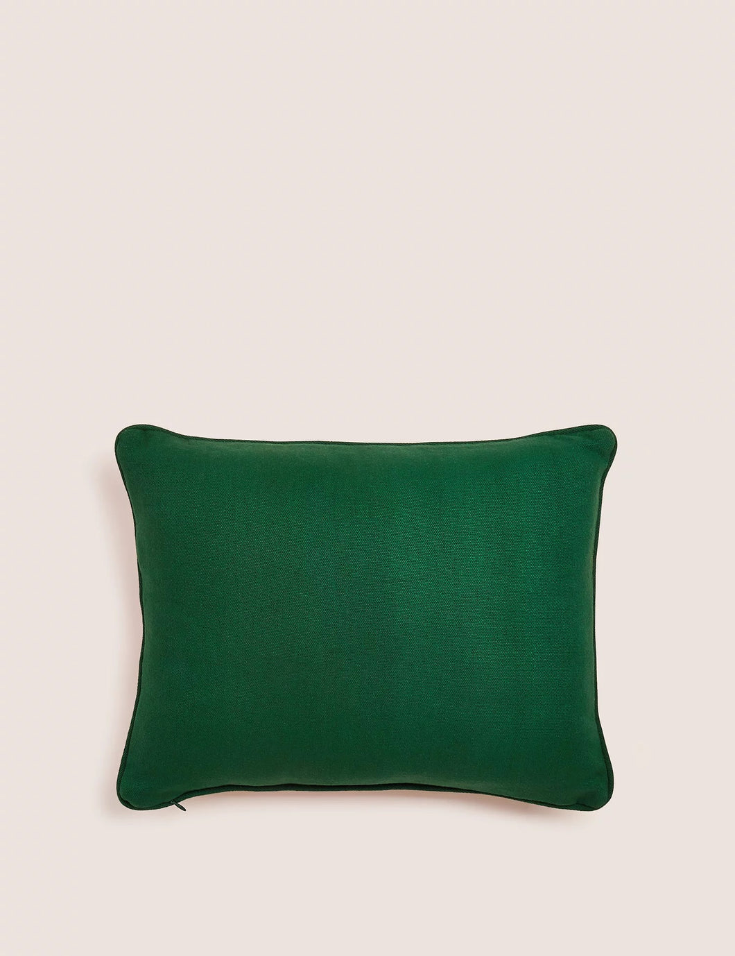 Pure Cotton Small Christmas Cushion