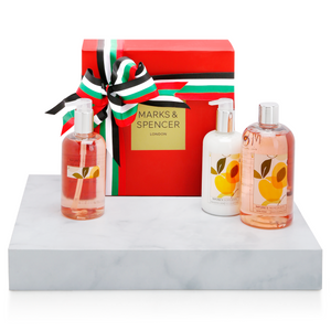 Peach & Elderflower - Beauty Gift Box
