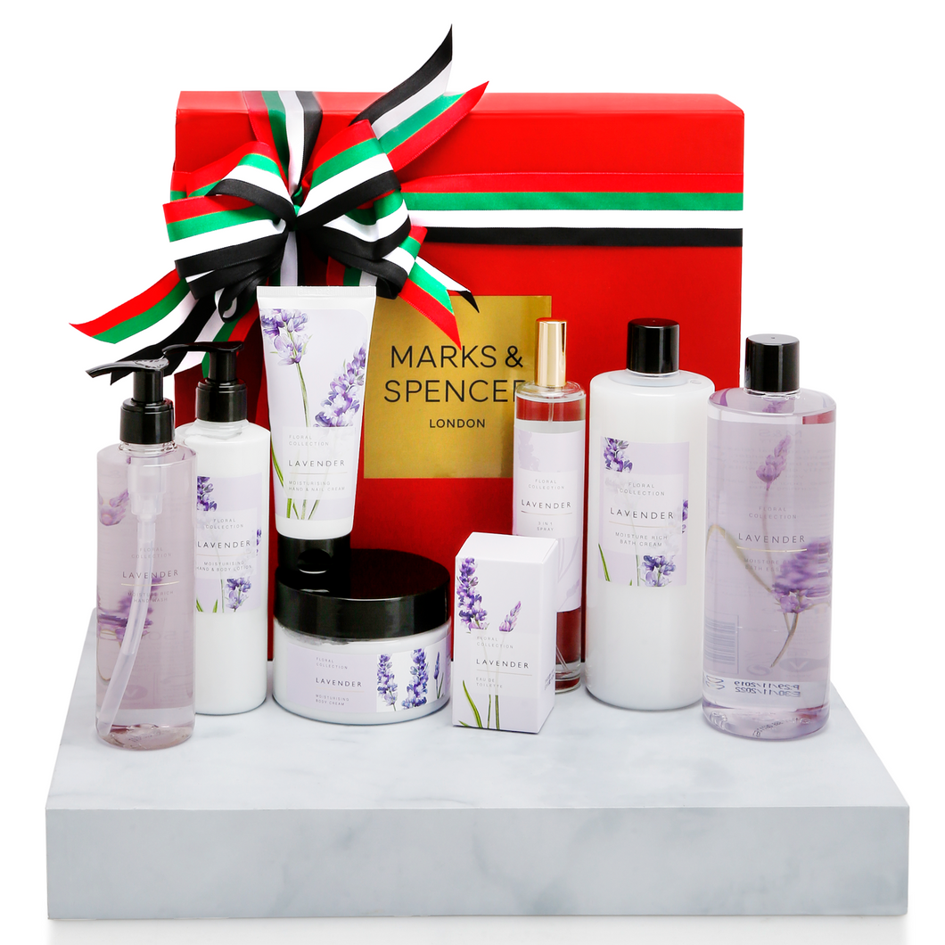 Lavender - Beauty Gift Box