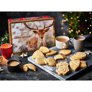 All Butter Scottish Shortbread Assortment 650g