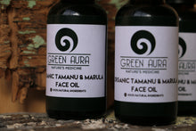 Load image into Gallery viewer, Organic Tamanu & Marula Face Oil