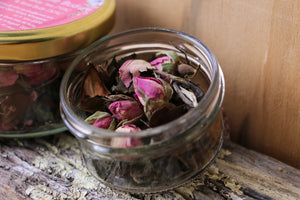 Organic White & Rose Bud Tea