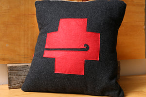 Hand - Made Cushion