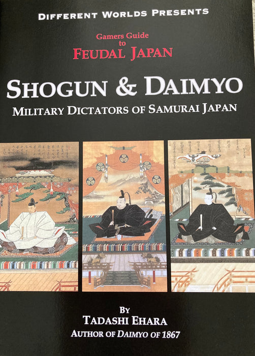 Shogun and Daimyo book. - Yamazakura