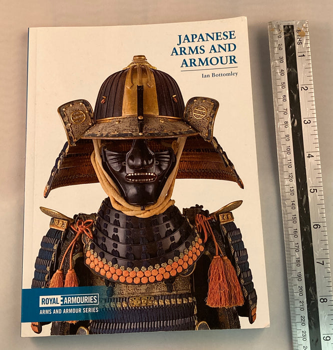 Japanese Arms and Armour.  Ian Bottomley - Yamazakura