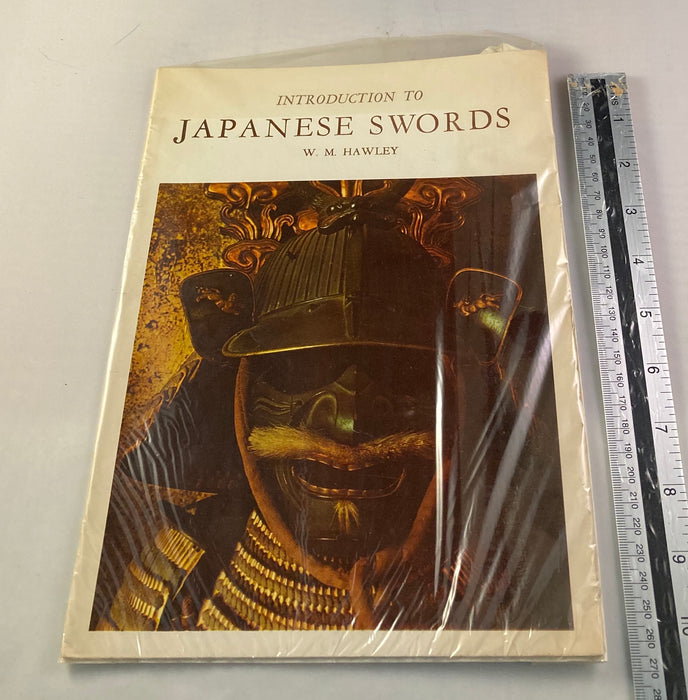 Introduction to Japanese Swords. Hawley . - Yamazakura