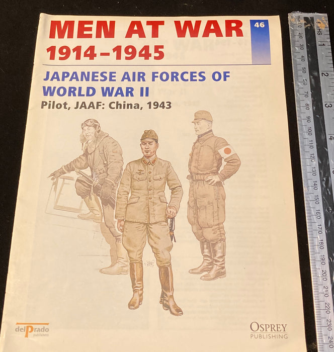 Men at war , Japanese airforces WW2 - Yamazakura