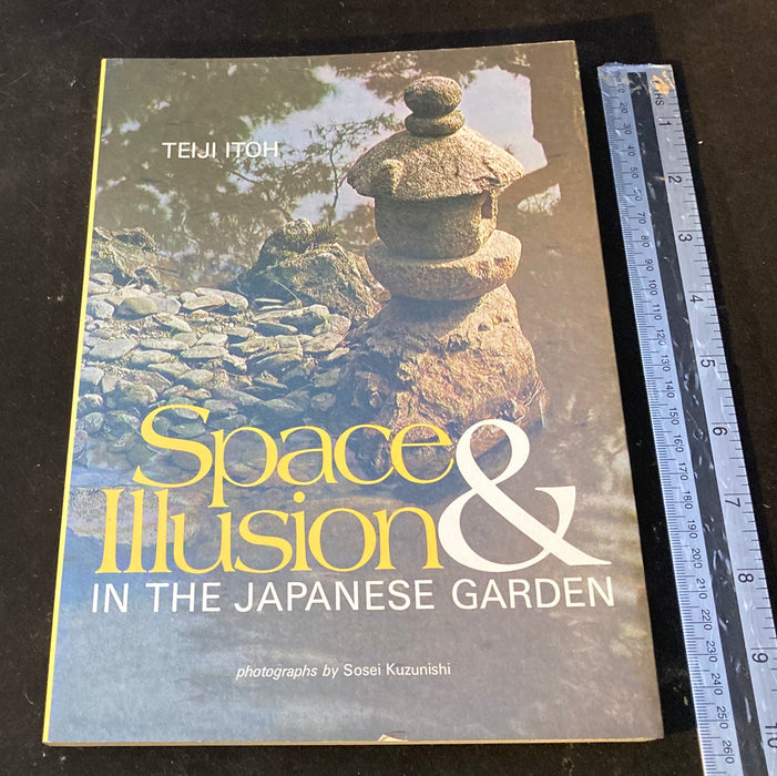 Space and illusion in the Japanese Garden - Yamazakura