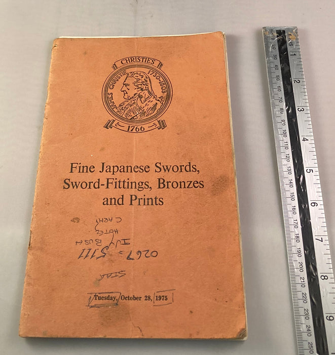 Christies fine swords - Yamazakura