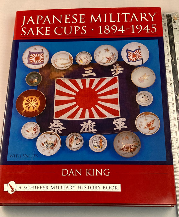 Japanese Military Sake Cups 1894-1945. - Yamazakura