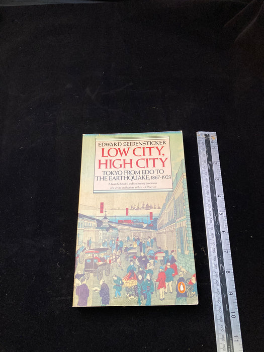 Low city high city , history - Yamazakura