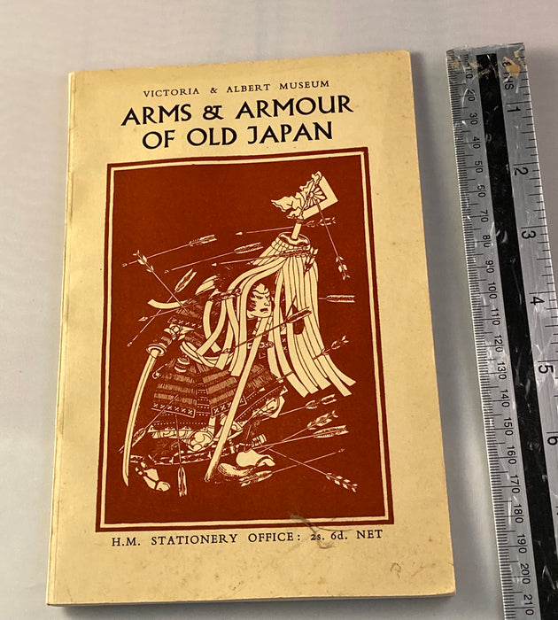 Arms and Armour of old Japan - Yamazakura