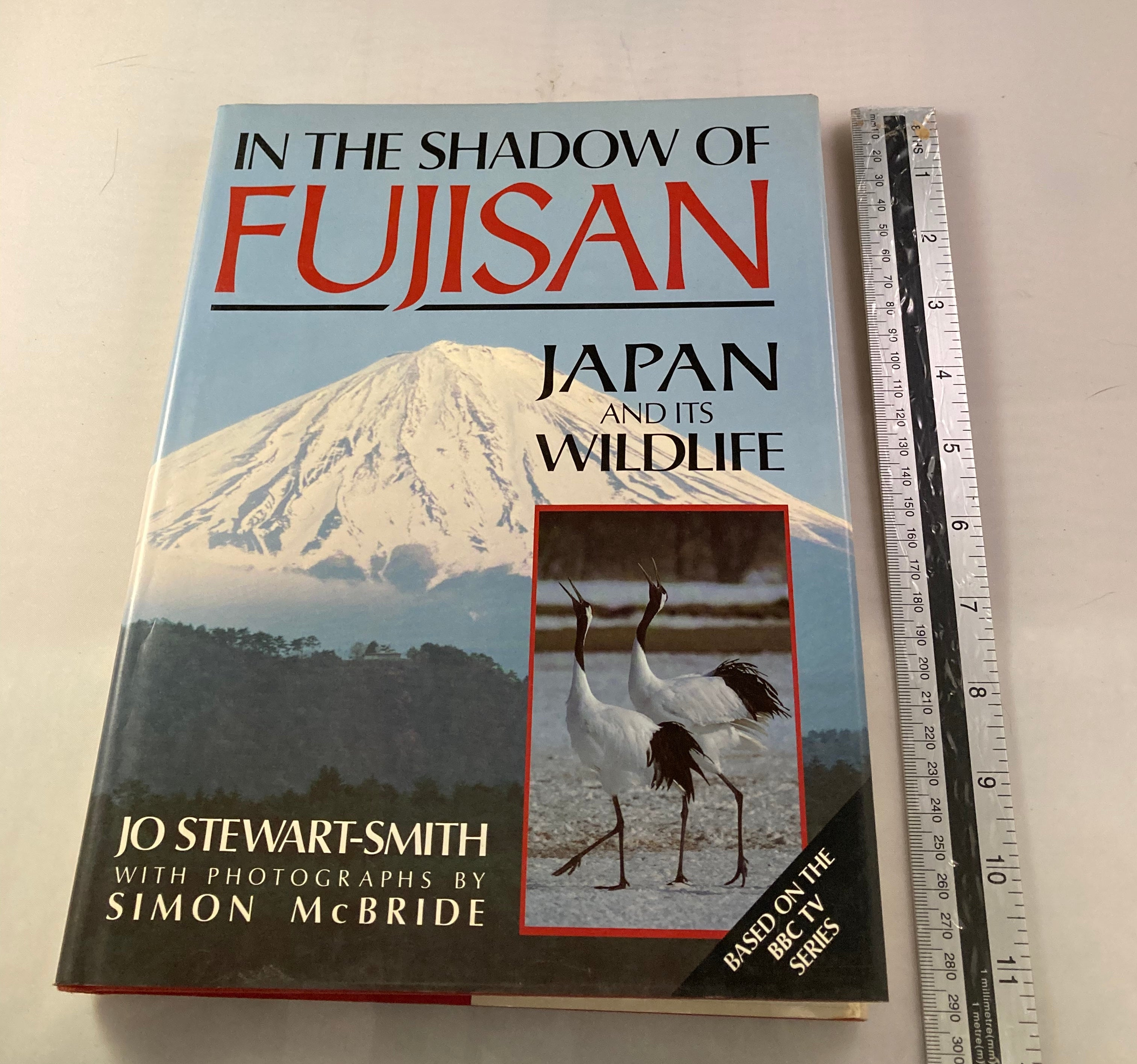 In the shadow of Fujisan , japan and it's wildlife - Yamazakura