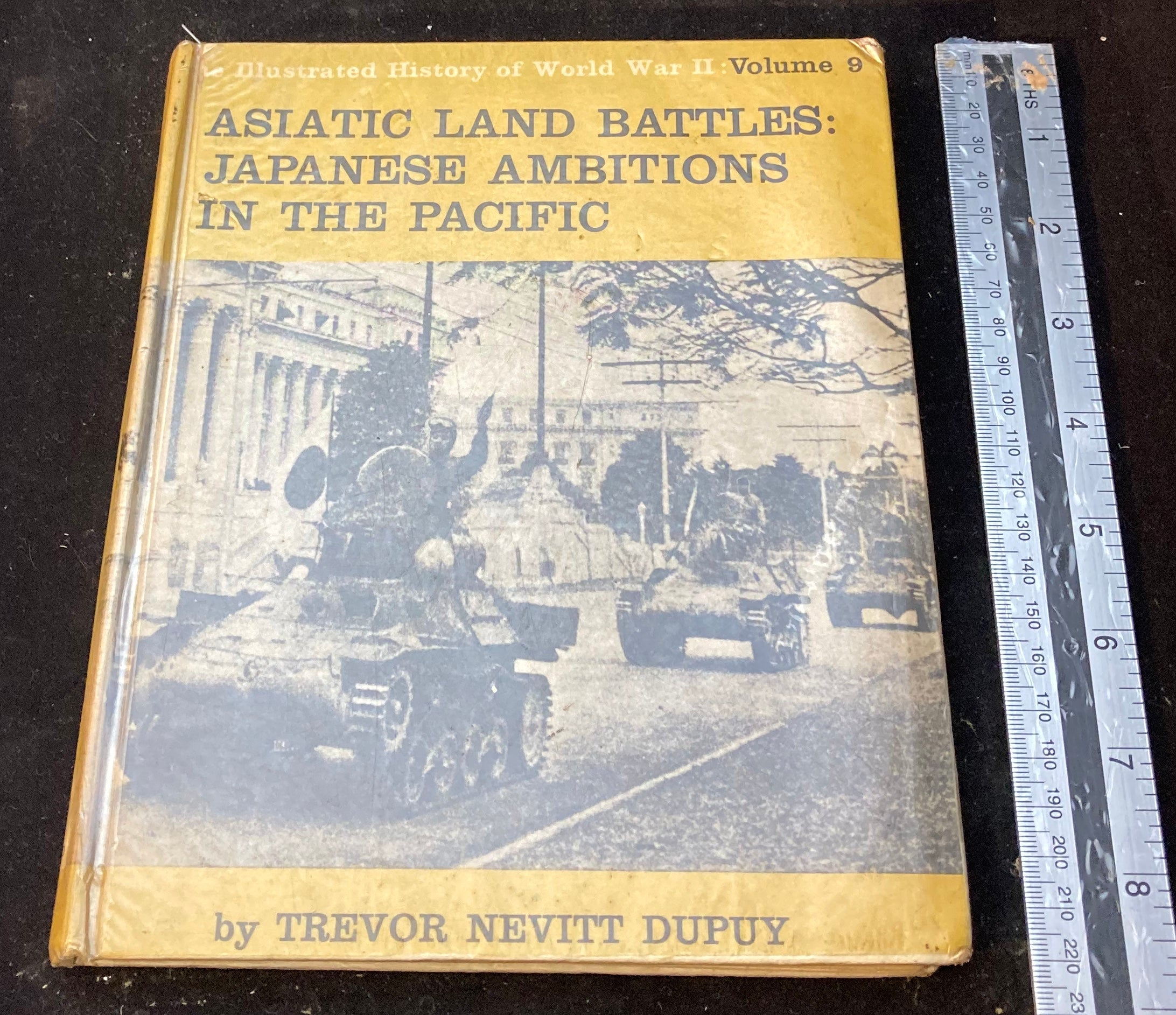 Asiatic land battles, Japanese ambitions in the pacific - Yamazakura
