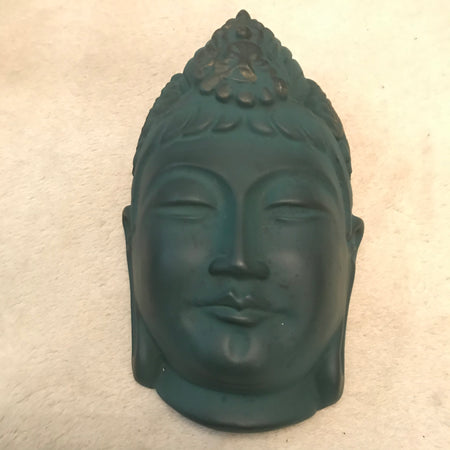 Buddha head wall art - Yamazakura