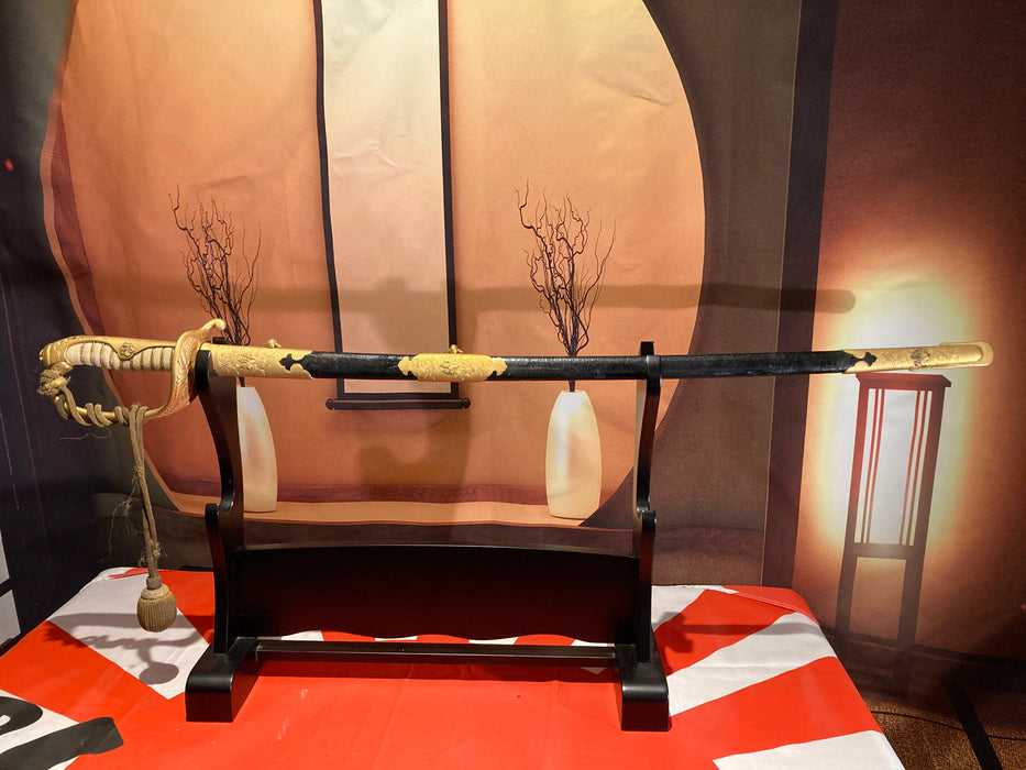 Sonin Level Chosin ( Korea) sword. - Yamazakura
