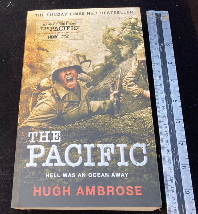 The Pacific , hell was an ocean away. Hugh Ambrose - Yamazakura