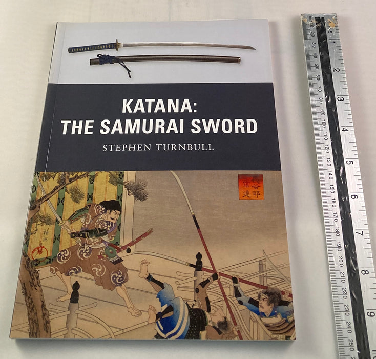 Katana : the samurai sword - Yamazakura