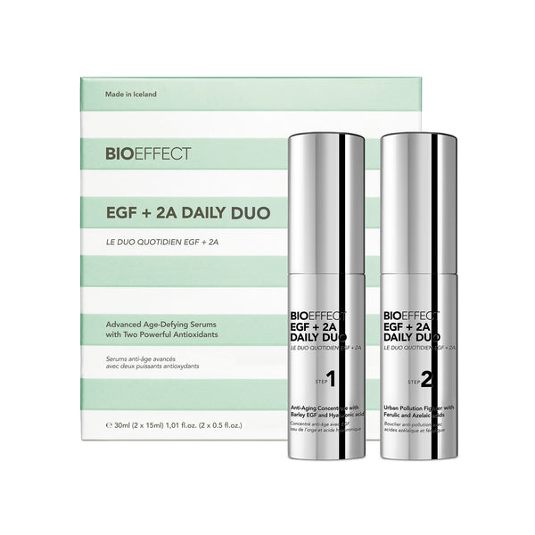Bioeffect EGF + 2A Daily Duo