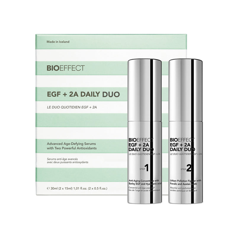Duo Quotidien Bioeffect EGF + 2A