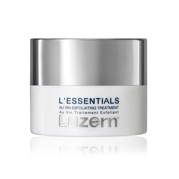 L'Essentials au vin traitement exfoliant
