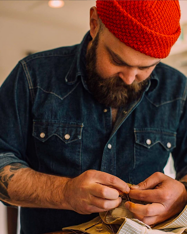 Repost: Die Workwear - America's Other Button Down