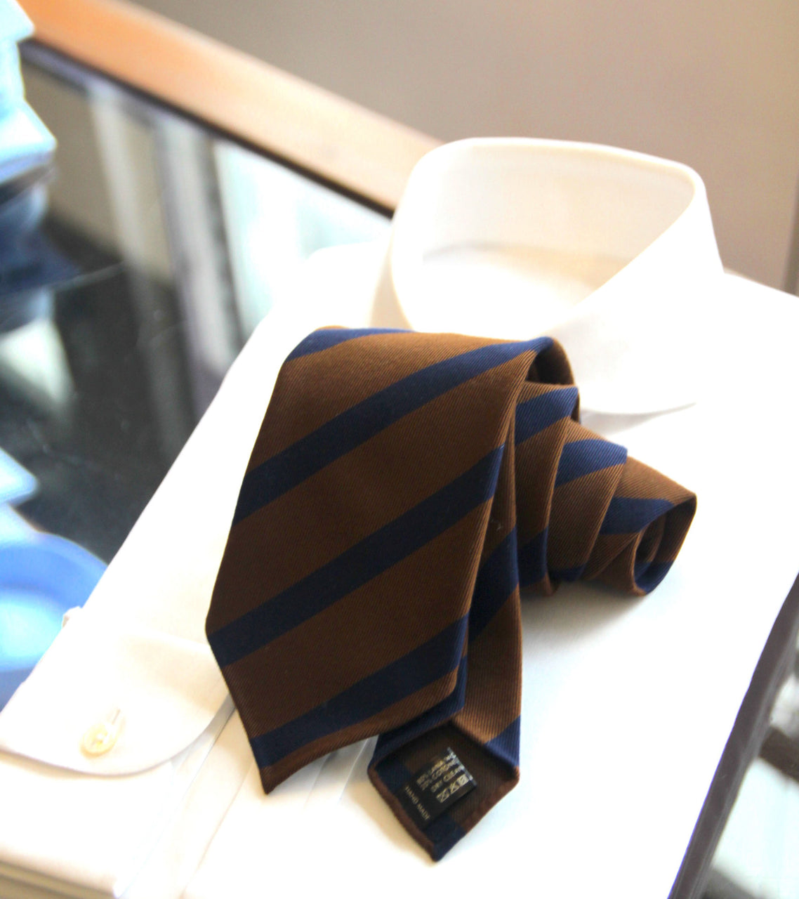 Bryceland's Wool & Cotton Tie 20248-8